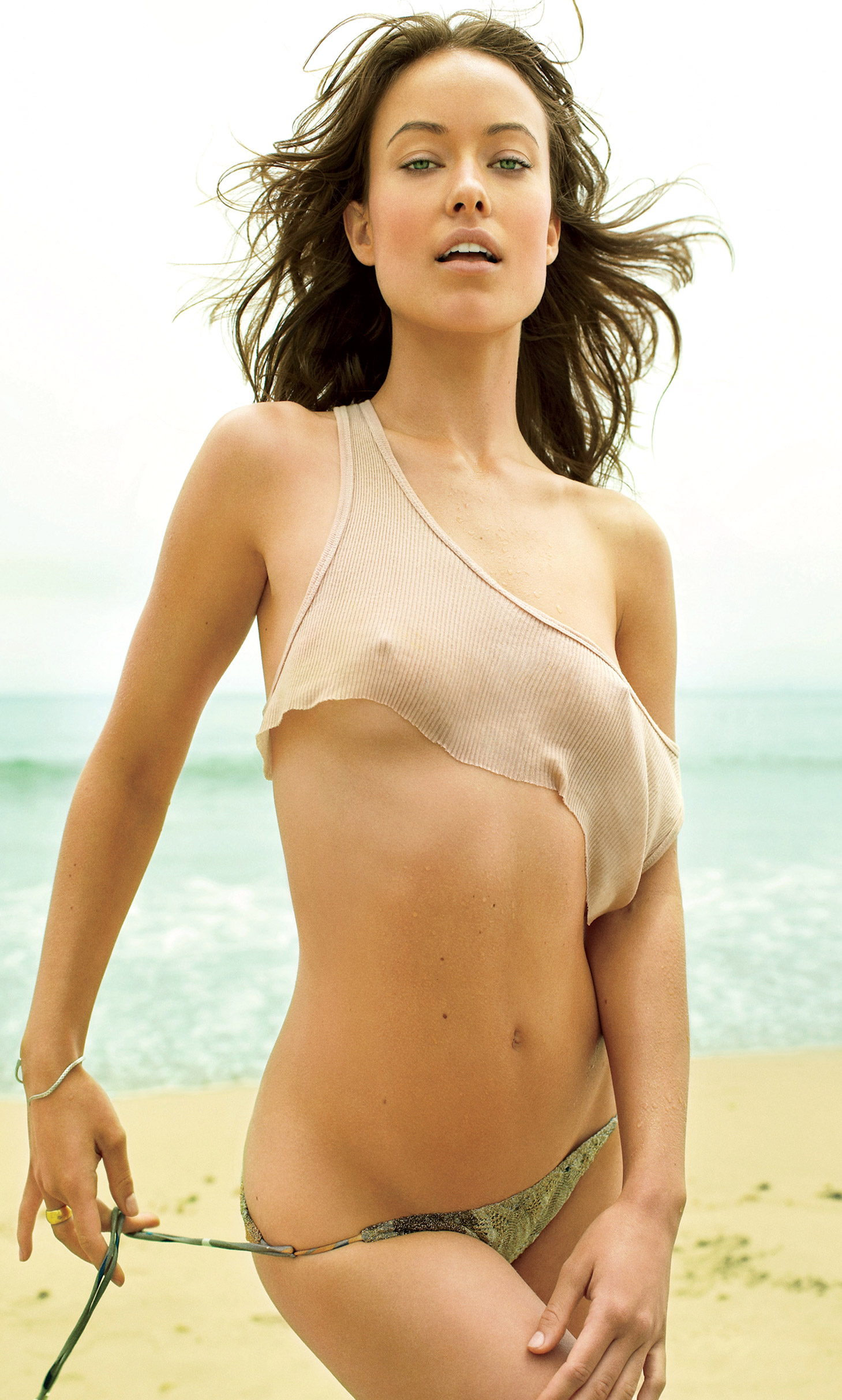 Olivia Wilde is sexy, talented and hot in Hollywood!